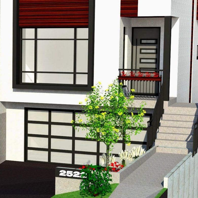 Duplex in Bankview