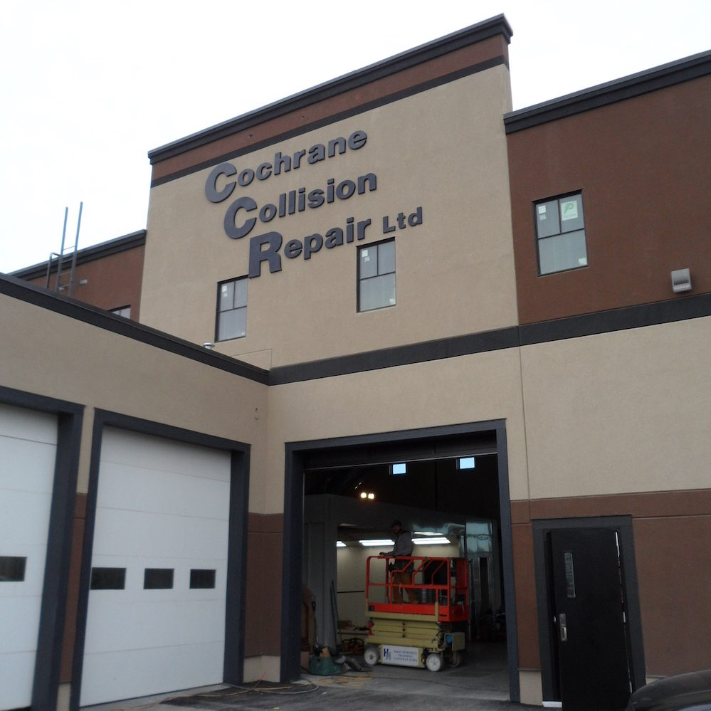 Cochrane Collision Repair LTD
